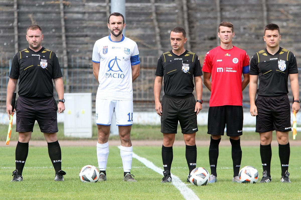 Damian Rysiewski, Radosław Wójcik, Dariusz Orzechowski