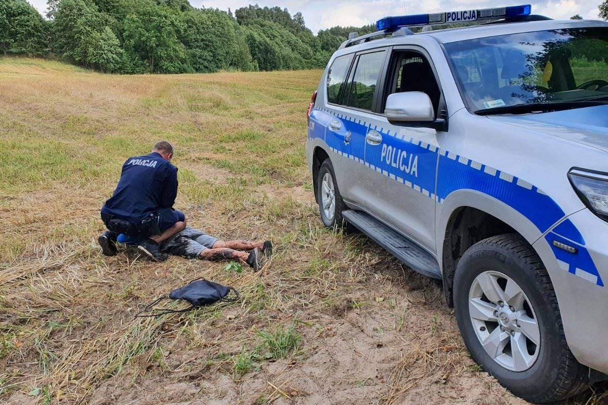 POLICJA KORONOWO
