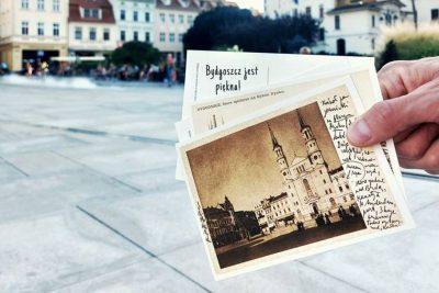 pocztówki Bydgoszcz