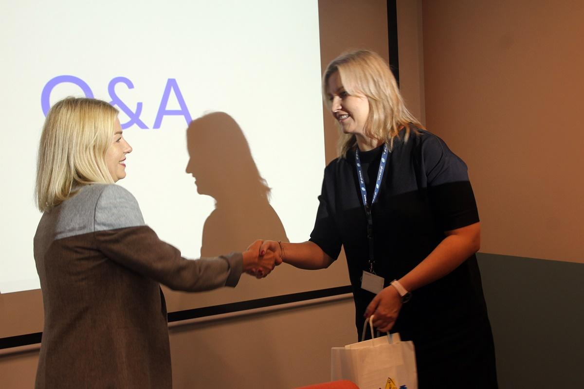 Agnieszka Kreńska, Anna Boruszkowska-Becmer