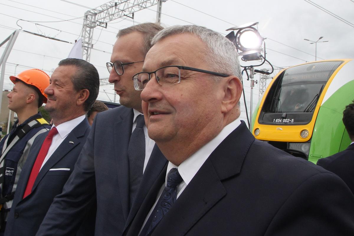 Andrzej Adamczyk, Paweł Borys, Krzysztof Zdziarski