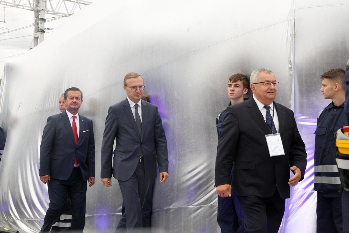 Krzysztof Zdziarski, Paweł Borys, Andrzej Adamczyk