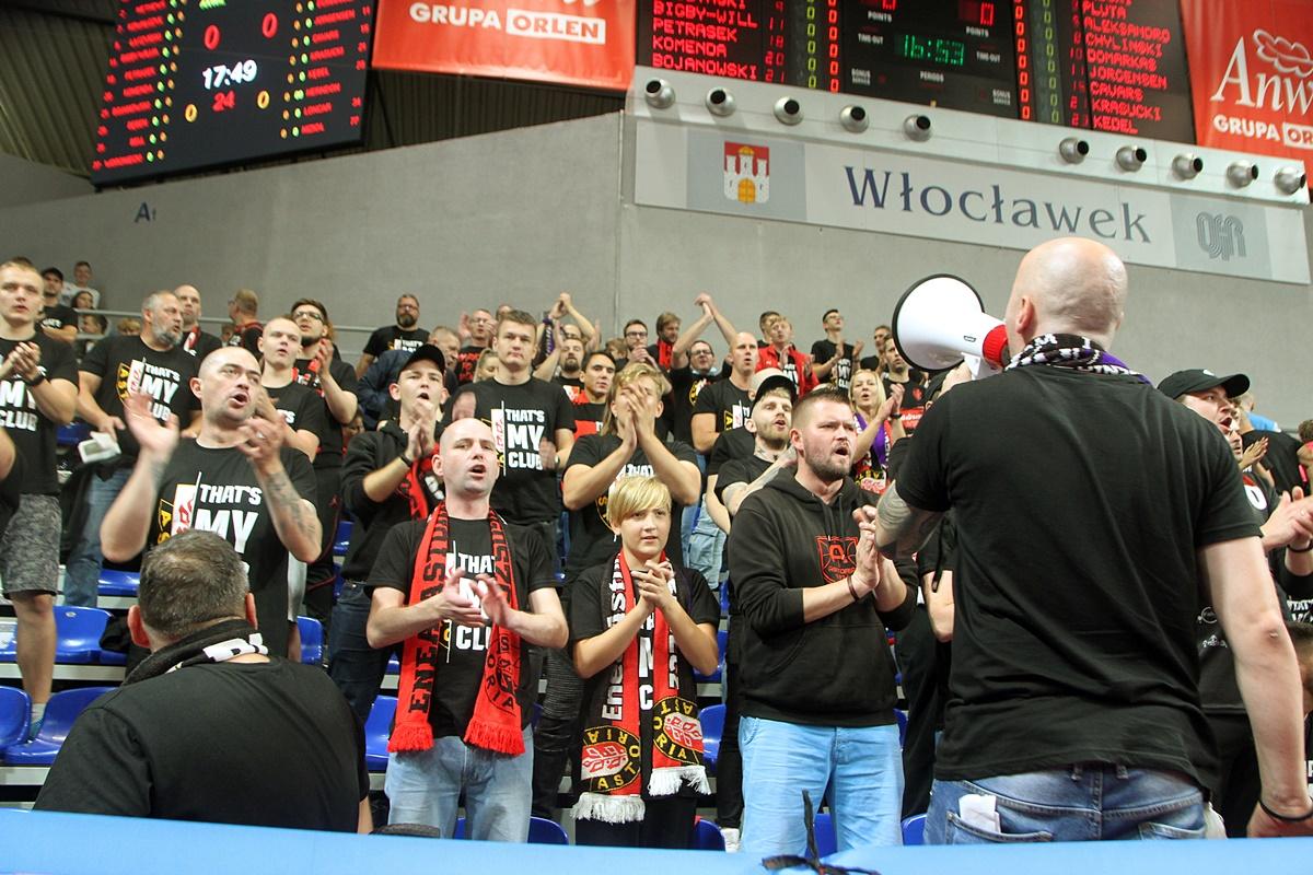 Kibice Astorii Bydgoszcz