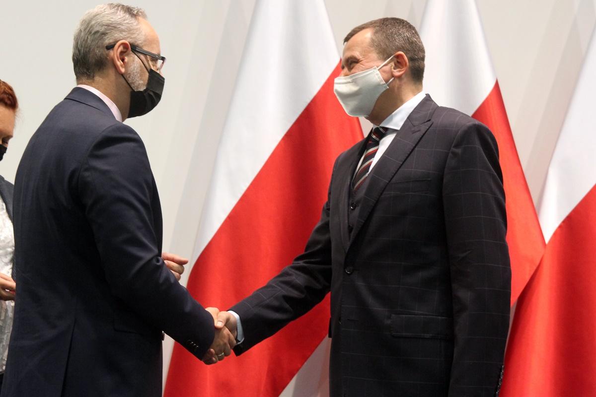 Adam Niedzielski, Jacek Wudzyński