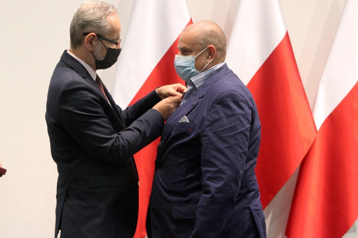 Adam Niedzielski, Janusz Przemełski