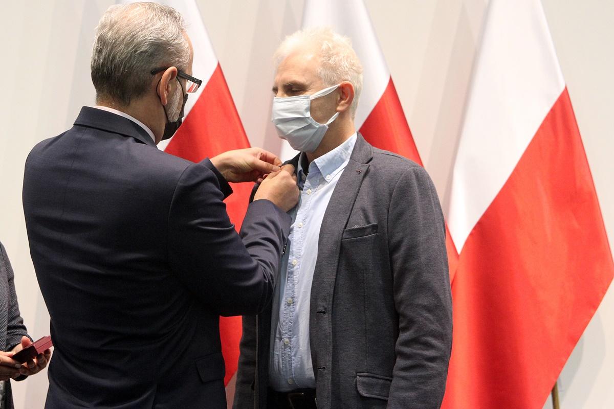Adam Niedzielski, Jarosław Jankowski