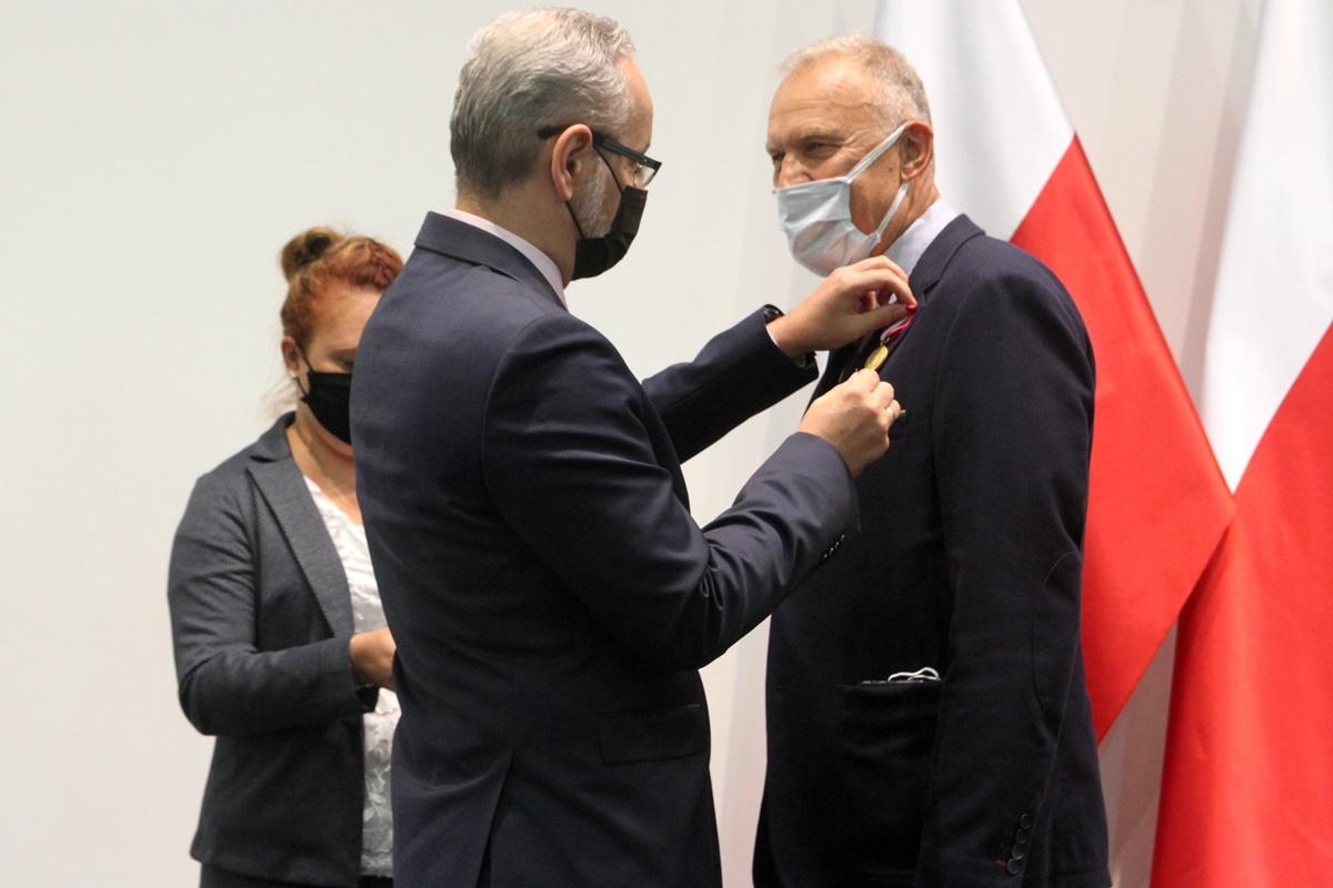 Adam Niedzielski, Krzysztof Graf