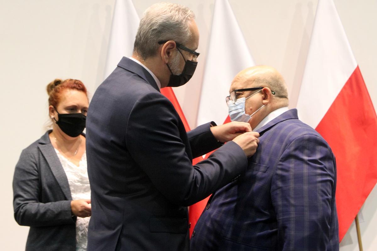 Adam Niedzielski, Leszek Kowalik