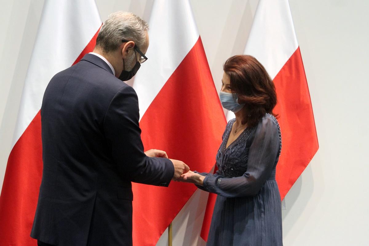 Adam Niedzielski, Małgorzata Błońska
