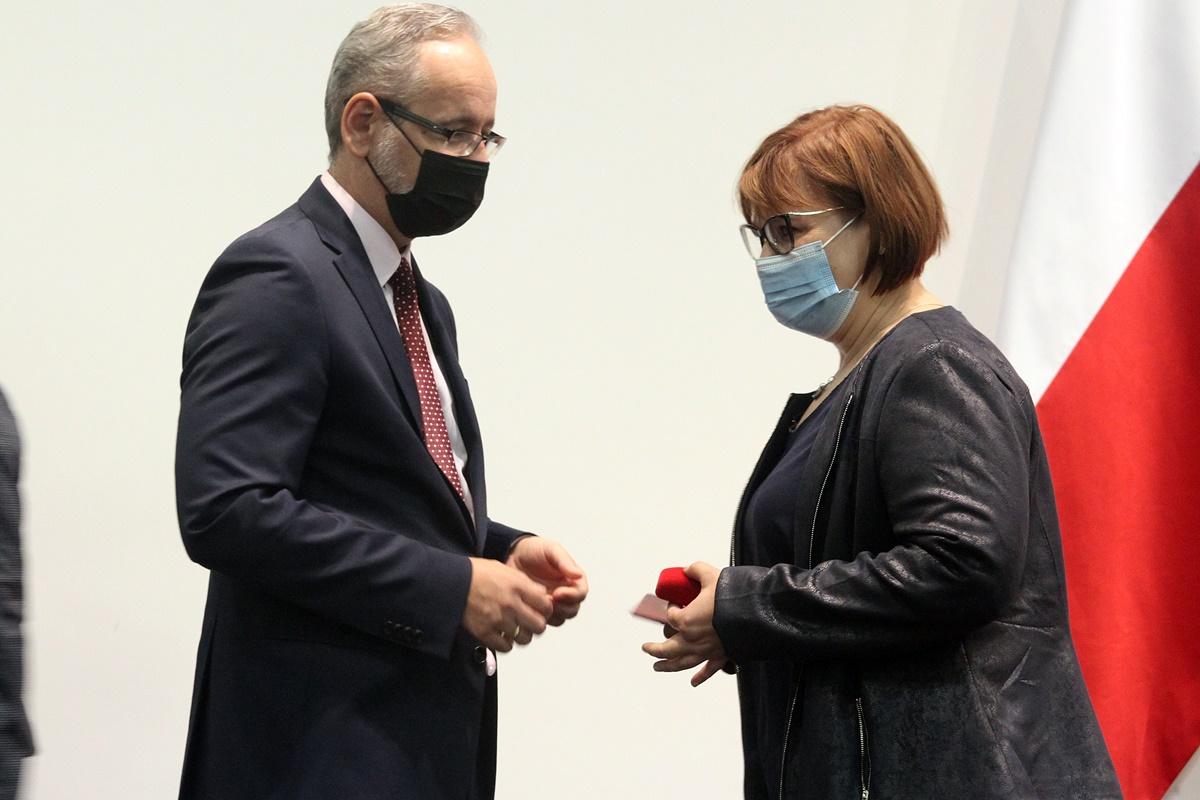 Adam Niedzielski, Małgorzata Graczyk