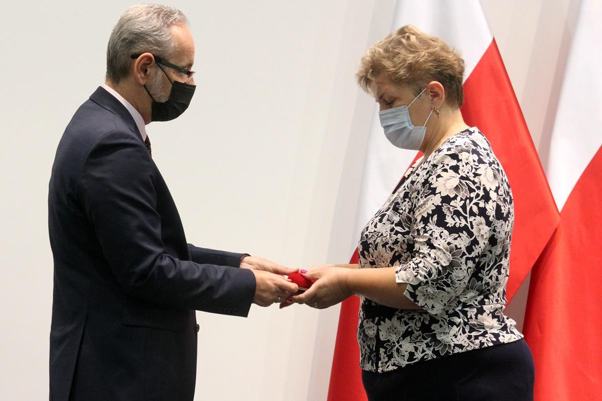 Adam Niedzielski, Małgorzata Kuberska