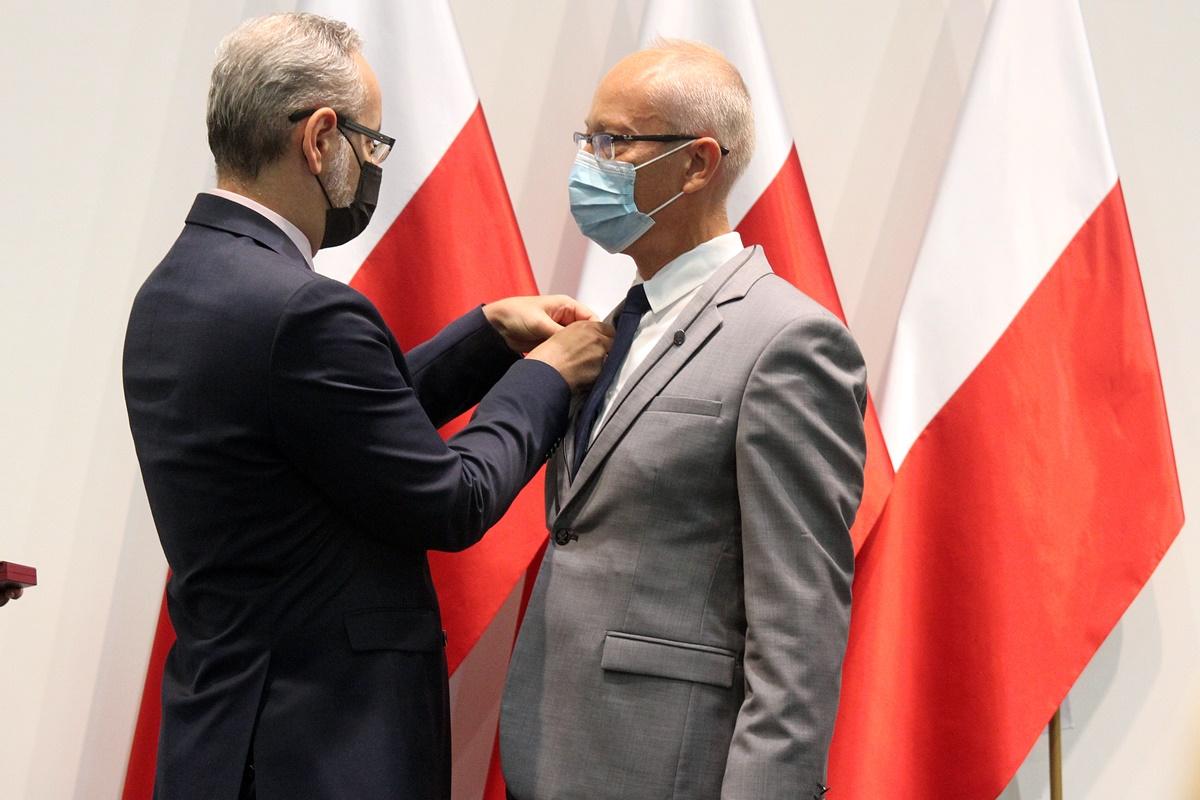 Adam Niedzielski, Paweł Wyrmocik