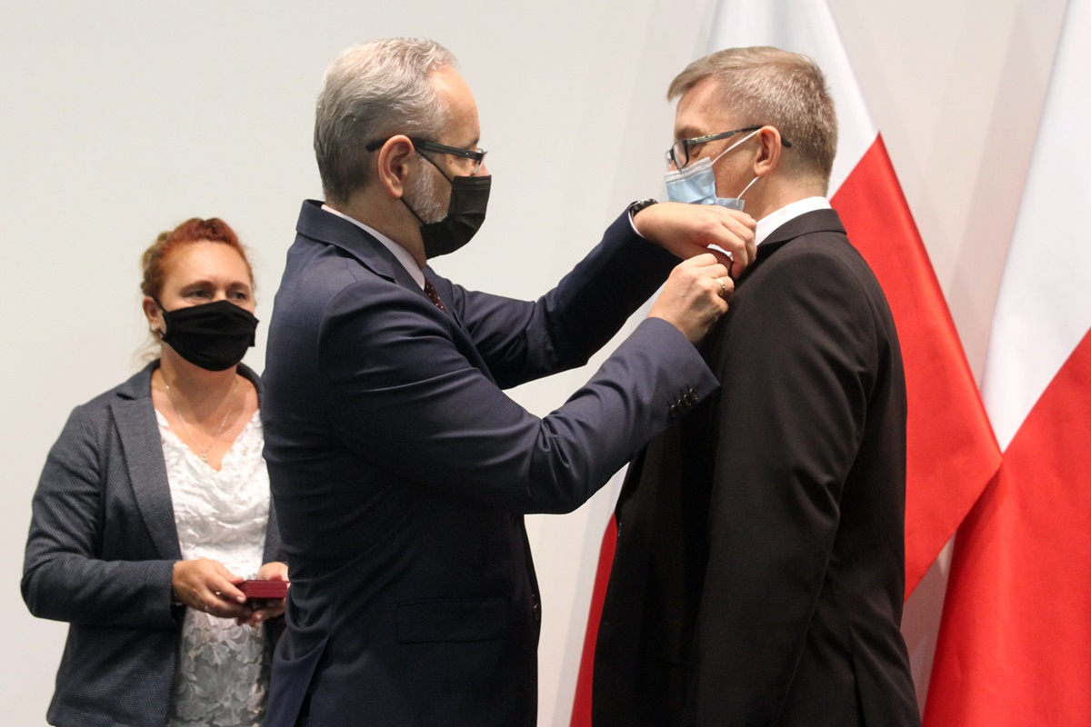 Adam Niedzielski, Robert Karwasz