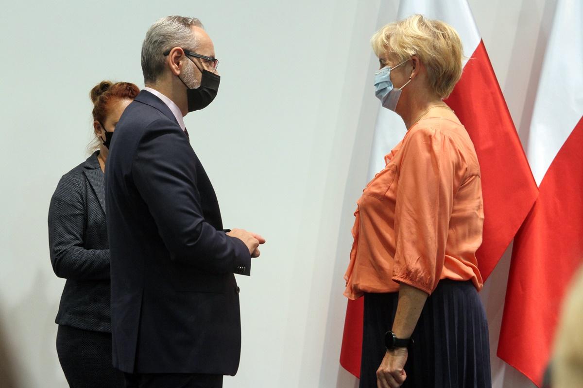 Adam Niedzielski, Seweryna Jakielewicz