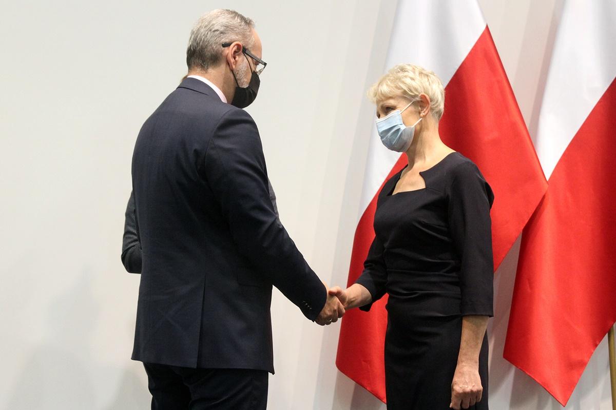 Adam Niedzielski, Teresa Jakubiak