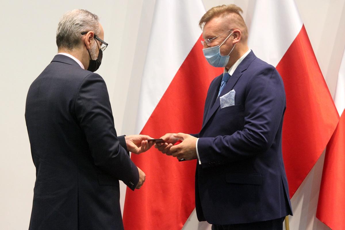 Adam Niedzielski, Wiesław Dziergawka