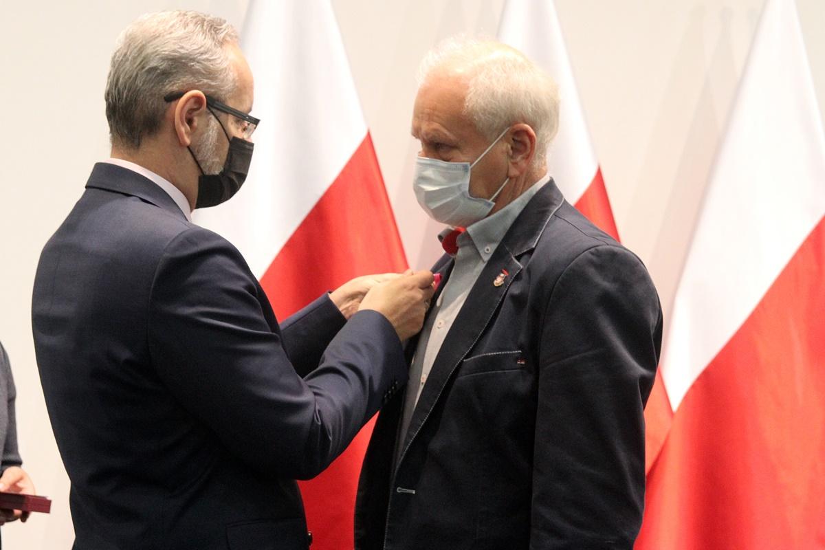 Adam Niedzielski, Zbigniew Banaszkiewicz