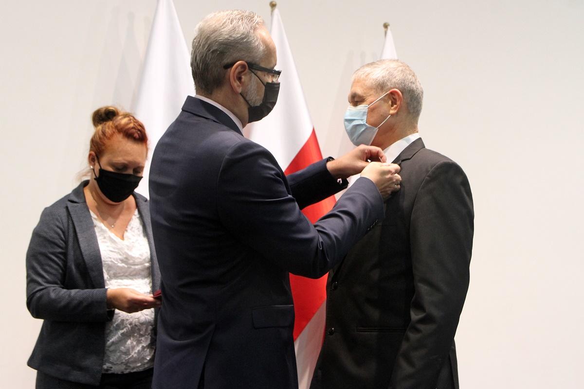 Adam Niedzielski, Grzegorz Pulkowski