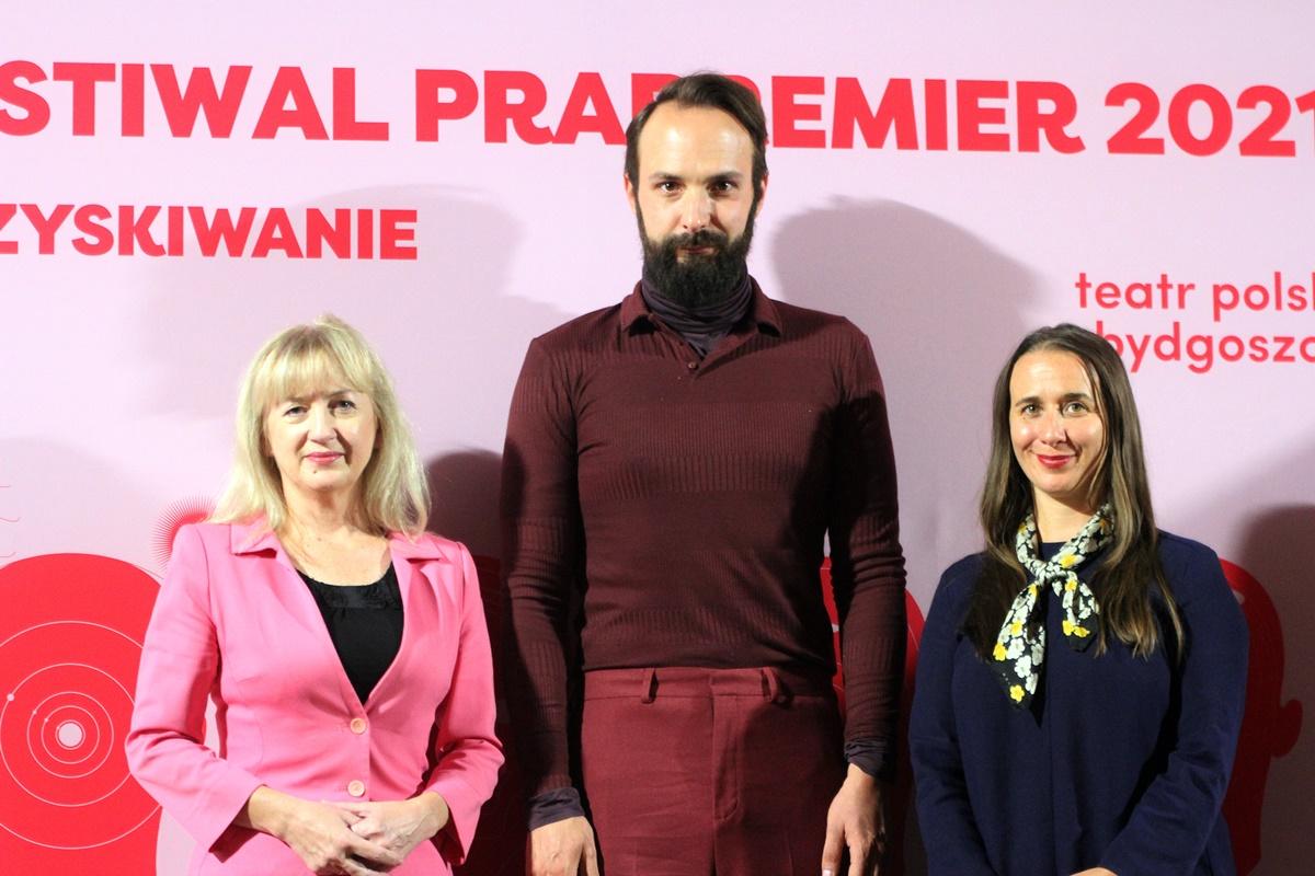 Wojciech Faruga Stefaniak, Iwona Waszkiewicz, Julia Holewińska