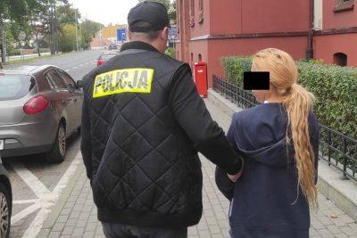 oszustwo na policjanta bydgoszcz