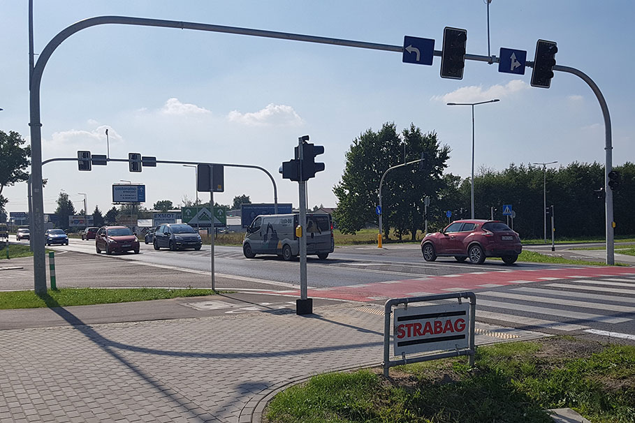 Szosa Gdańska Osielsko