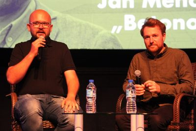 Hubert Barański, Jan Mencwel