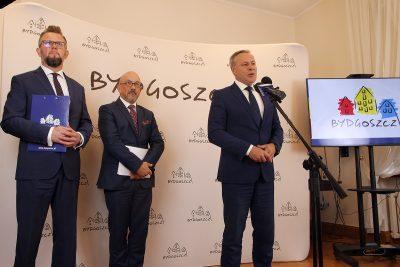 Rafał Bruski, Piotr Tomaszewski, Mirosław Kozłowicz