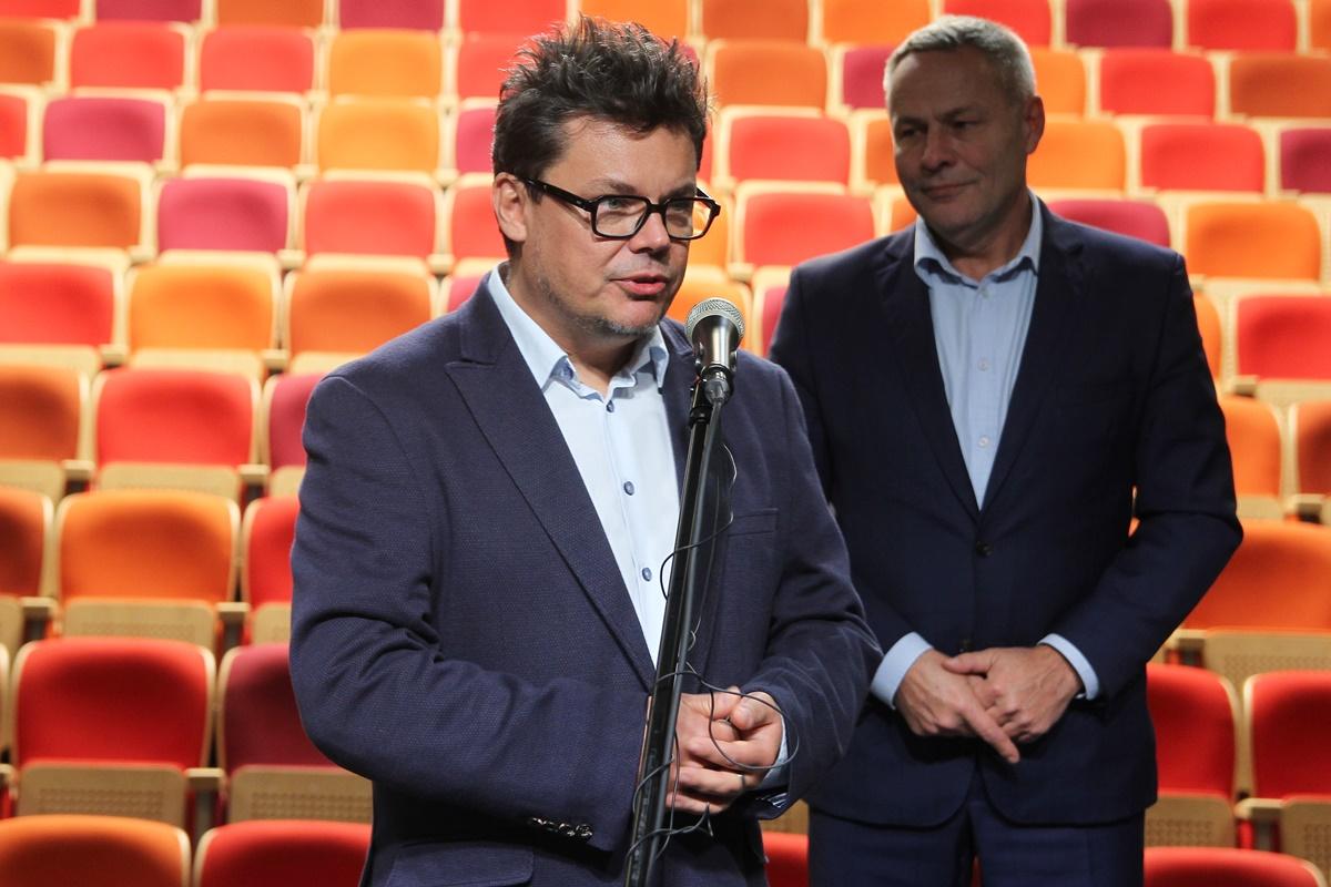 Mariusz Napierała, Rafał Bruski