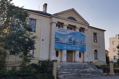 Aleje Ossolińskich 7 Bydgoszcz
